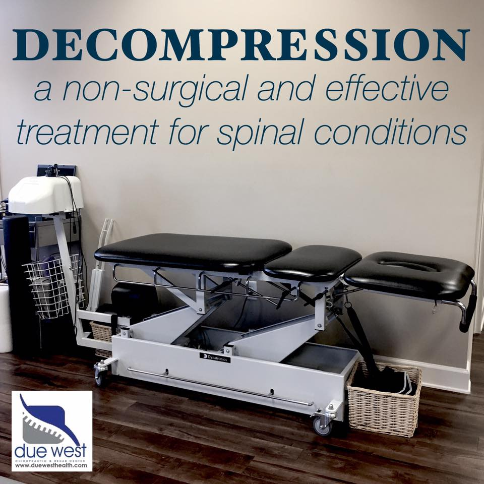 Due West Health - Decompression Therapy